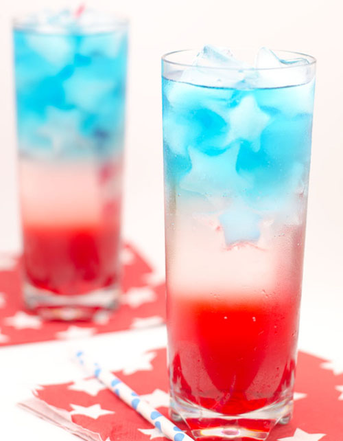 shot patriotic shot recipes dishmaps american flag shot glass by