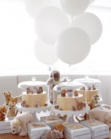 Animal theme baby shower, baby shower ideas, gender neutral baby ...