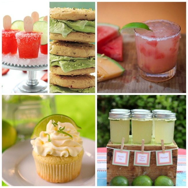 Heavenly Margarita ideas!