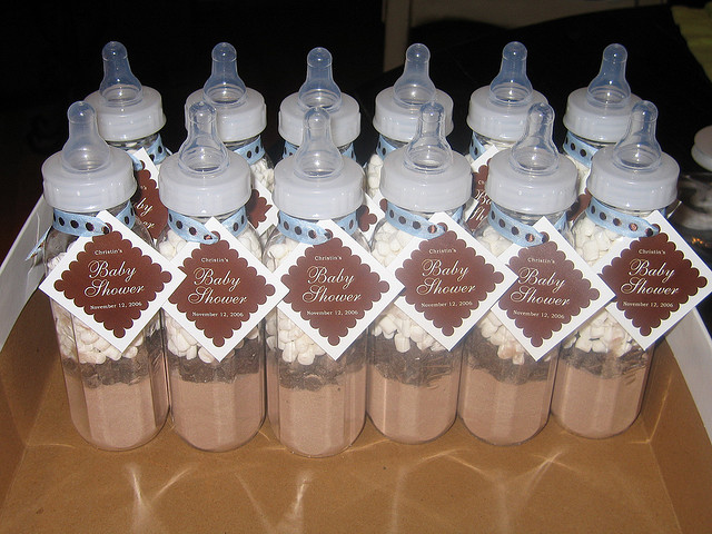 Baby shower favors - B. Lovely Events