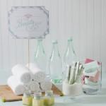 beauty bar spa bridal shower