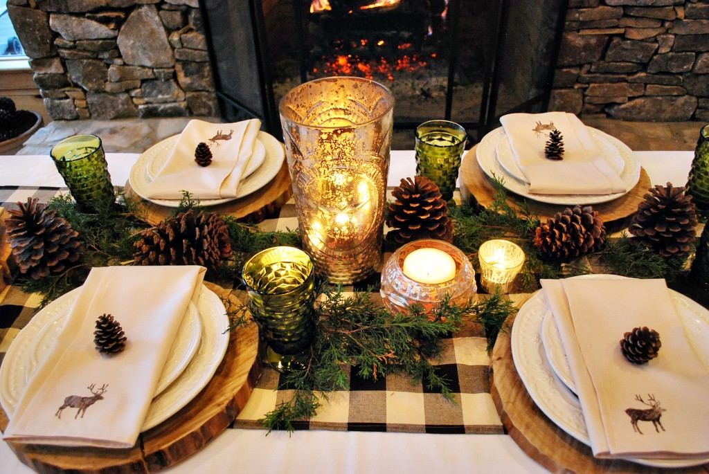 Rustic Mountain Tablescape B Lovely Events