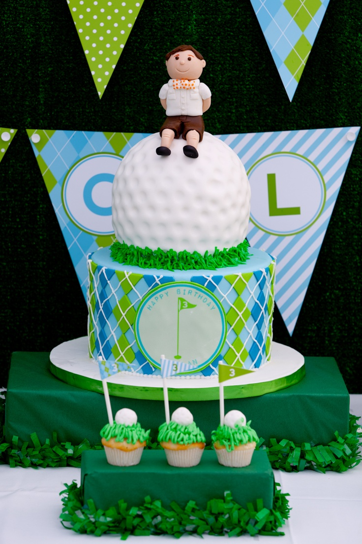 The Masters, Golf Party - B. Lovely Events