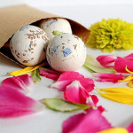 Organic Wildflower Seed bombs for Earth Day-B. Lovely Events