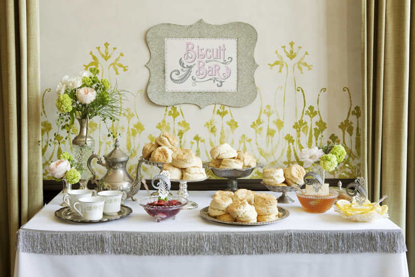 Biscuit Bar for Mother's Day