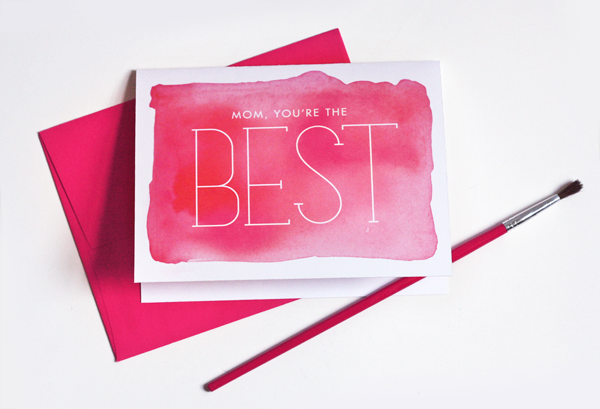 diy free printable mothers day card