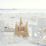 perfect beach party desser table