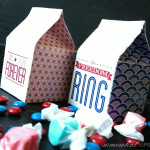 4th of july free printable milk carton treat boxes
