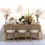 wild and free brave inspired tablescape