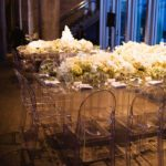 Modern Elegant Wedding Tablescape