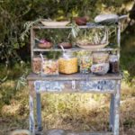 Rustic Vintage Cereal Bar