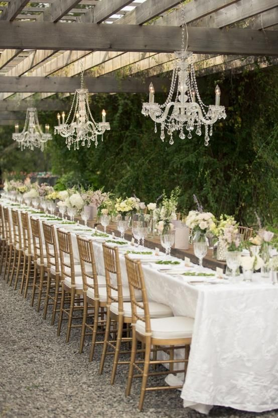 Rustic Vintage Chic Wedding Tablescape B Lovely Events