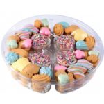 Barkworth Gourmet Birthday Platter Dog Cookies