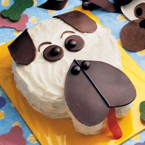 Doggie Birthday Cakes Lovely Events Jpg 480x480 Puppy Dog Humans