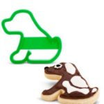 Dog Outline Cookie Cutter