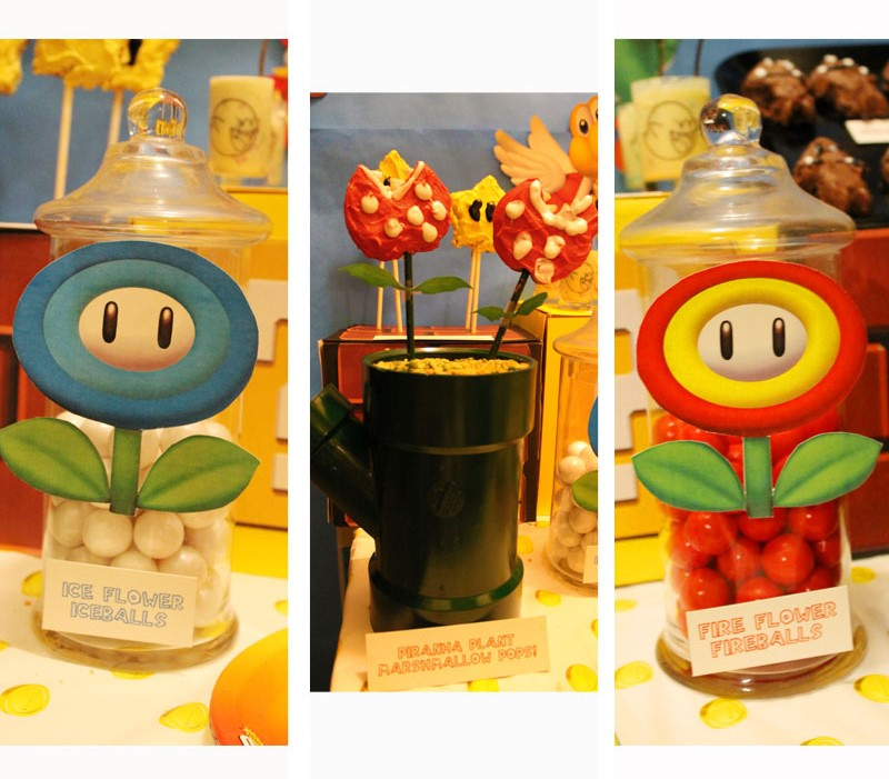 Mario Party Desserts-B. Lovely Events