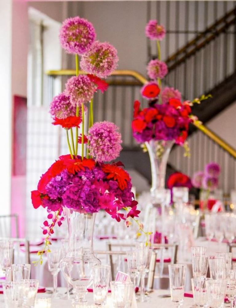 Inspiration Of The Day 147 on oscars floral centerpieces