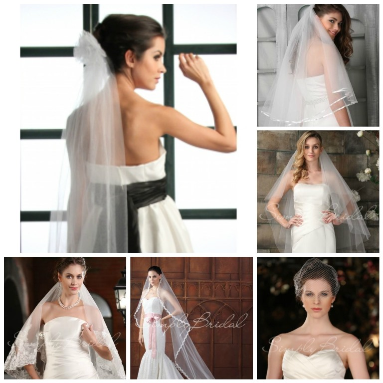 SimplyBridal Veil Giveaway