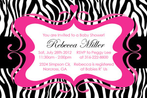 This Sweet 16 Has Zebra Print Written All Over It B Lovely Events