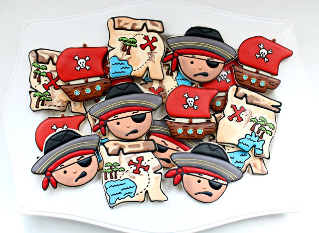 Amazing Pirate Cookies