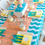 Candy Party Centerpieces-too cute