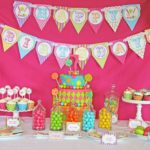 Candy Party Dessert Table