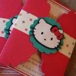 Cute Hello Kitty Invitations