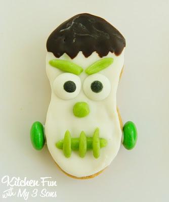 Frankenstein nutter butters!