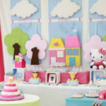 Fun hello kitty decorations