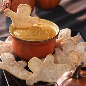 Ghost Chips and Dip