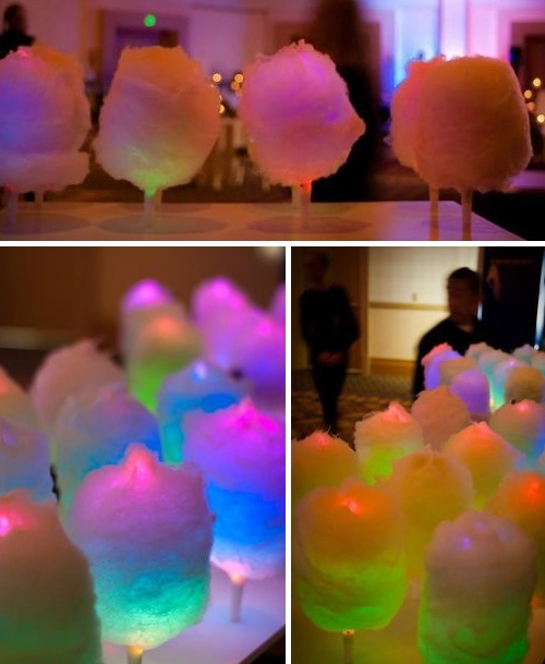 Glow In The Dark Party Cotton Candy. See More Glow In The Dark Party Ideas On B. Lovely Events