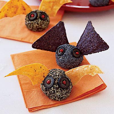 Halloween Bat Bites