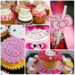 Hello Kitty Desserts for sweet 16!