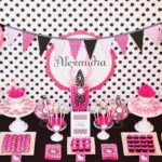 Hello Kitty Party Dessert table