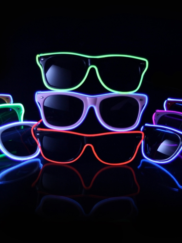 Light Up Sunglass for a Glow In The Dark Party. See More Glow In The Dark Party Ideas On B. Lovely Events
