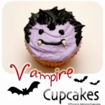 Love these vampie cupcakes