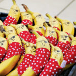 banana pirates for a pirate party!