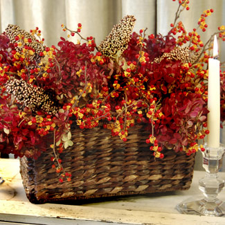 Branching Out Into Thanksgiving Centerpieces B Lovely
