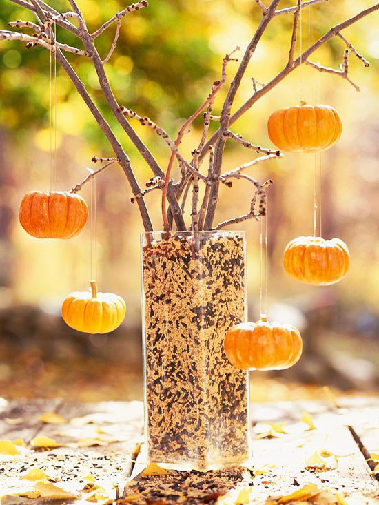 Falling for these fall centerpieces b lovely events