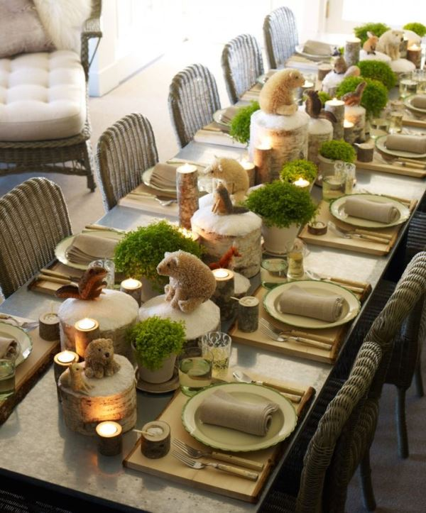 Comfy Amp Cozy Winter Tablescape B Lovely Events