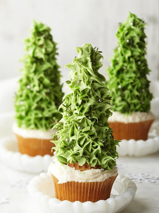 Beautiful Christmas Tree treats