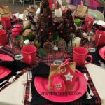 Mitten Christmas Tablescape