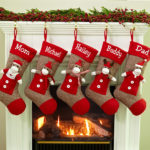 Sock Monkey Christmas Stockings!