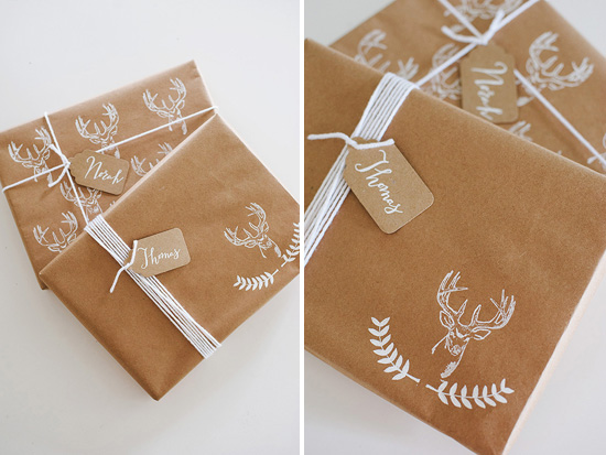 Stylish Gift wrapping