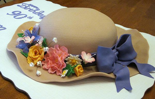 Amazing Hat cake