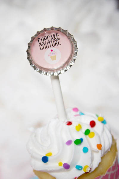 Cupcake party sayings B. Lovely Events