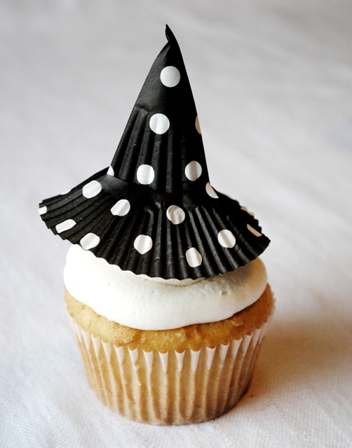 Cute Cupcake toppers with hat