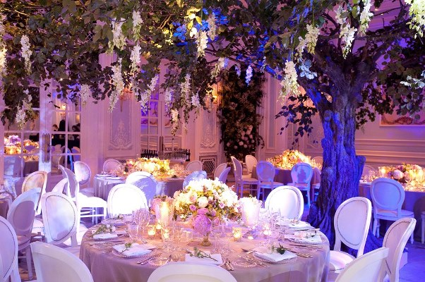 Fabulous luxurious indoor garden wedding b lovely events junglespirit Images