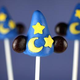 Mickey Hat Cake pops