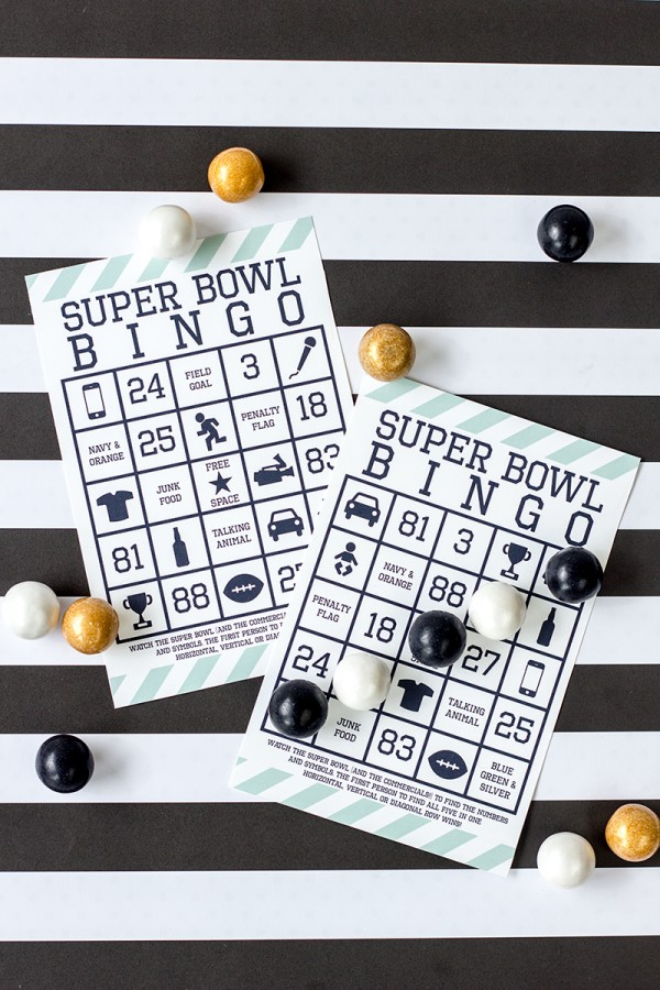 photo regarding Super Bowl Party Games Printable known as Tremendous Bowl Bash Online games - B. Magnificent Gatherings